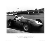 A. Smith - British Grand Prix-Silverstone-&#39;56 Size 17x14