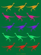 Dinosaur Family 4