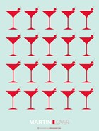 Martini Lover Red