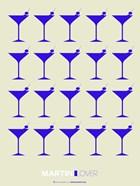 Martini Lover Blue