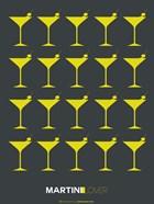 Martini Lover Yellow