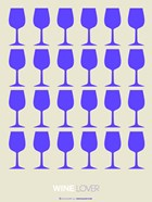 Wine Lover Purple