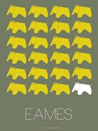 Eames Yellow Elephant 2