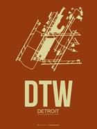 DTW Detroit 2