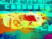 Porsche 917 Watercolor