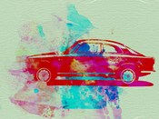 Alfa Romeo  Watercolor 2