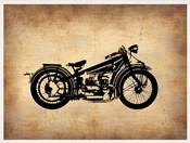 Vintage Motorcycle 1