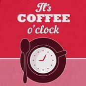It's Coffee O'clock 1