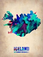 Iceland Watercolor