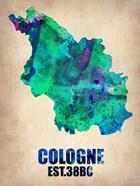 Cologne Watercolor