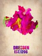 Dresden Watercolor