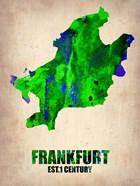 Frankfurt Watercolor