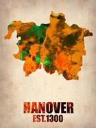 Hanover Watercolor