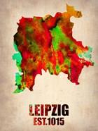 Leipzig Watercolor