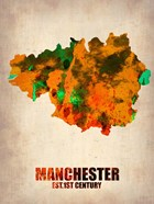 Manchester Watercolor