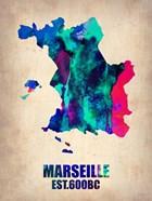 Marseille Watercolor
