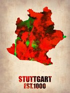 Stuttgart Watercolor
