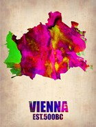Vienna Watercolor