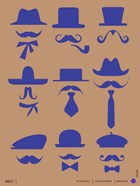 Hats and Mustaches 2