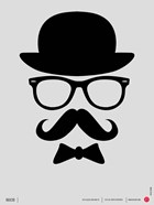 Hats Glasses and Mustache 1