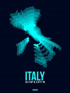 Italy Radiant Map 1