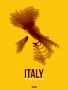 Italy Radiant Map 3