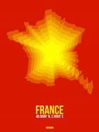 France Radiant Map 1