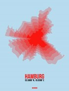 Hamburg Radiant Map 1