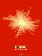 Florence Radiant Map 1