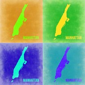 New York Pop Art Map 2