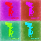 KansasCity Pop Art Map 2