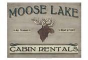 Lodge Sign IV