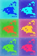 Houston Pop Art Map 3