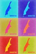 Manhattan Pop Art Map 3