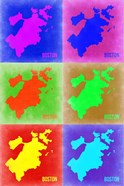 Boston Pop Art Map 3