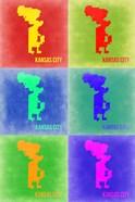 Kansas City Pop Art Map 3