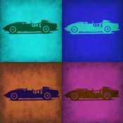 Classic Ferrari Pop Art 1