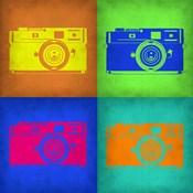 Camera Pop Art 1
