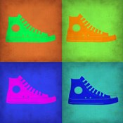 Shoe Pop Art 1