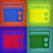 Vintage Radior Pop Art 1