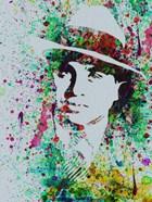 Al Capone Watercolor