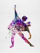 Romantic Ballet Watercolor 4