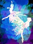 Ballet Watercolor 2B