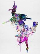 Ballet Watercolor 3B