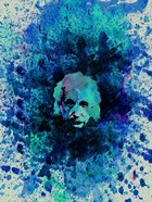 Einstein Watercolor 2