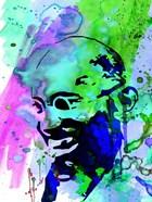 Gandhi Watercolor 2