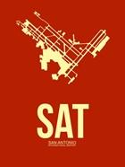 SAT San Antonio Airport 1