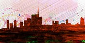 Milan City Skyline