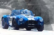 1964 AC Cobra Shelby Racing