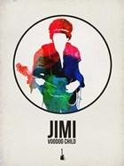 Jimi Watercolor
